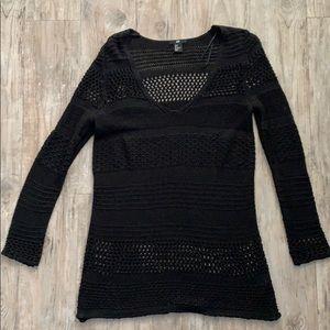 Knit H&M mini dress or tunic size S